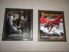 Dragones y Dinosaurios