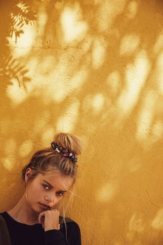 vegan leather scrunchie free people vegan leather scrunchie free people - The world's most private search engine Pretty People, Beautiful People, Fall Is Here, Jolie Photo, Art Graphique, Mellow Yellow, Scrunchies, Portrait Photography, Free People
