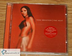 #Toni#Braxton#The#Heat#Cd