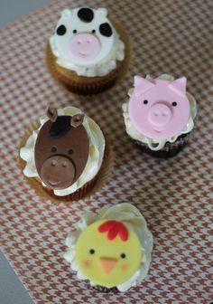 topper para cupcake