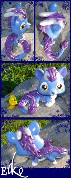 lps custom dragon - Google Search