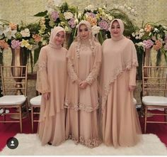 Dress Maxi Formal Inspiration Ideas For 2019 Dress Brokat Muslim, Muslim Dress, Kebaya Muslim, Modest Dresses, Trendy Dresses, Bridesmaid Dresses, Wedding Dresses, Hijab Dress Party, Hijab Style Dress