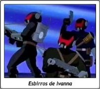 Esbirros de Ivana / Ivanna's minions / Gen 13 / Kevin Altieri / 2000