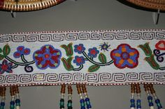 native american beadwork | Native American beadwork | NDN stuff