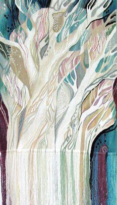 Пілюгіна Ольга Євгеніївна  автор гобеленів та килимів у техніці ручного ткацтва