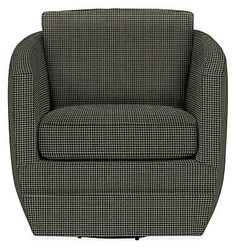 Ford Swivel Chair - Chairs - Living - Room & Board $899 - very comfy!