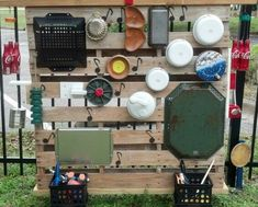 How to build an outdoor musical wall for kids | DIY projects for everyone!
