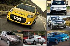 Canadauence TV: Os 50 carros mais roubados do Brasil, veja se o se...