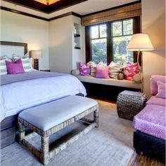 8 Excellent Ways to Re-Decorate Your Room on a Dime . Dream Bedroom, Home Bedroom, Bedroom Decor, Pretty Bedroom, Bedroom Ideas, Bedroom Colors, Master Bedroom, Bedroom Ceiling, Teen Bedroom