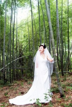 How To Build A Bamboo Wedding Arbor