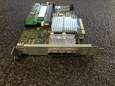 N743J Dell PERC H800 512MB BBU SAS SATA 6GB/s Raid Card PCI-E
