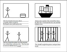The Artistry of Education: How to Use a Story Board when Teaching Narrative