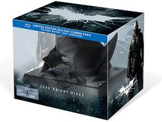 The Dark Knight Rises: Limited Edition Blu-ray Combo Pack