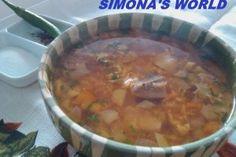 Ciorba de vacuta cu legume - Culinar.ro