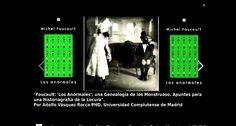 """FOUCAULT        -     foucault    - VÁSQUEZ ROCCA, Adolfo, """"FOUCAULT: 'LOS ANORMALES'; UNA GENEALOGÍA DE LOS MONSTRUOSO. APUNTES PARA UNA HISTORIAGRAFÍA DE LA LOCURA"""", En NÓMADAS, Revista Crítica de Ciencias Sociales y Jurídicas - Universidad Complutense de Madrid, Nº 34– 2012 (2), pp. 403-420 Madrid, Socialism, Social Science, Poems, Universe, Madness, University, Historia, Art"""