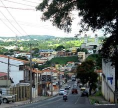 Vinhedo, SP: small city in our area while serving in the Campinas 1st Ward