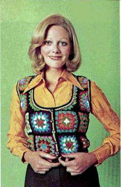 Vintage Crochet Pattern PDF 245 Swiss Granny by Thesunroomuk, £2.25