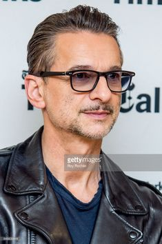 Dave Gahan of Depeche Mode attends 'TimesTalks Presents Depeche Mode' at Jack H. Skirball Center for the Performing Arts on March 8, 2017 in New York City.