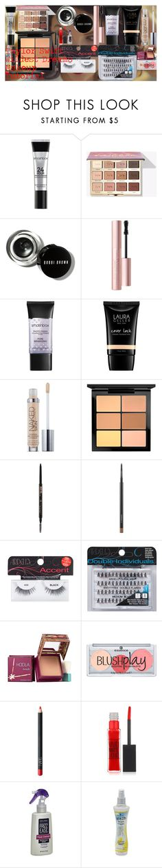 """""""Taylor Swift Wildest Dreams Makeup Tutorial"""" by oroartye-1 on Polyvore featuring beauty, Elizabeth Taylor, Smashbox, tarte, Bobbi Brown Cosmetics, Too Faced Cosmetics, Laura Geller, Urban Decay, MAC Cosmetics and Anastasia Beverly Hills"""