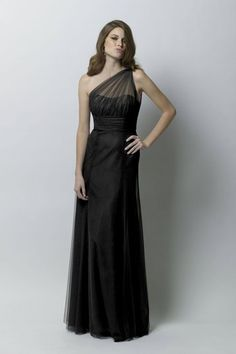 A sophisticated option for your maids - Wtoo 239 Bridesmaid Dress | Weddington Way