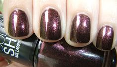 """Maybelline Color Show Nail Polish """"Wine and Dined"""""""