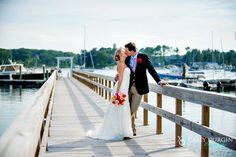 Stage Neck Inn, York Harbor wedding photo by @durginphoto