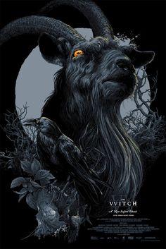 'Black Phillip' (Regular Edition) by Vance Kelly