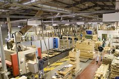 The Factory | Timber Window Manufacturer | Mumford & Wood