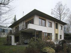 Innsbruck, Villa, Garage Doors, Mansions, House Styles, Outdoor Decor, Home Decor, Winter Garden, House