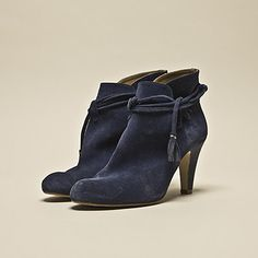 Adore navy and ankle boots