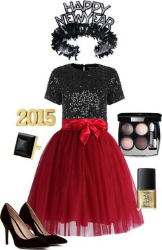 Outfit Inspiration: New Year's Eve 2015!