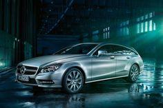 CLS Shooting brake Mercedes Benz - Luxurydesign (official)