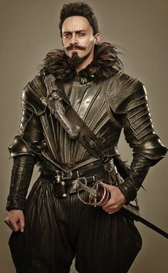 Hugh Jackman as Blackbeard in 'Pan' (2015). Costume Designer: Jacqueline Durran.