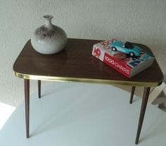 sixties formica coffee table by Veryodd on Etsy, $135.00