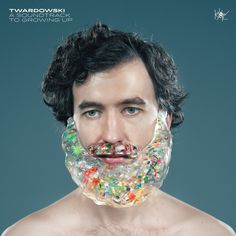 Twardowski – A Soundtrack To Growing Up EP / All about our music. We want to keep the vinyl alive! Beard Images, Photography Collage, Collage Design, Little Monsters, Electronic Music, Soundtrack, Fascinator, Growing Up, Inspiration