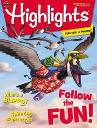 Highlights has magazines for kids of all ages - even babies and toddlers! You're sure to find the children's magazine subscription perfect for you and your child. Science Projects, Science Experiments, Highlights Magazine, The Bear Family, College Guide, Autumn Illustration, Hidden Pictures, Critical Thinking Skills