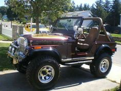 1973 jeep cj5 renegade image 1 of 17 djeep serious 4 bys pinterest jeeps and jeep cj. Black Bedroom Furniture Sets. Home Design Ideas