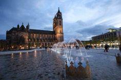 Magdeburg Domplatz