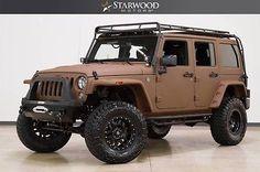 eBay: 2017 Jeep Wrangler 2017 Jeep Wrangler Starwood Custom Jeep Wrangler Lifted Nav Back up Camera #jeep #jeeplife usdeals.rssdata.net