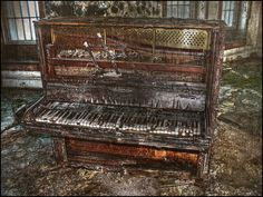 The Keys of the Asylum at Talgarth Mental Hospital by Martyn.Smith., via Flickr