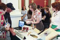 Junior Fellows Show Off Summer Finds   Library of Congress Blog