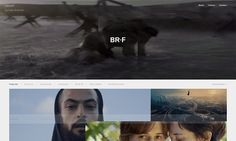 B-Reel Films (BRF) is a modern production company working across Commercials, Feature Films & TV, Documentaries, Branded Content, Interactive and Music Videos. BRF - A production company for a modern world. #pcmsiteinspire #siteinspire #cssdesign #webdesign #template #websites
