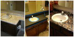 granite countertop paint kit