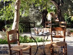 Samaria Hotel in Chania Town, Crete Parthenon, Acropolis, Mykonos, Santorini, Crete Hotels, Rustic Cottage, In Ancient Times, Outdoor Furniture Sets, Outdoor Decor