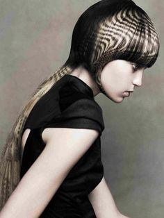 HAIR AS ART
