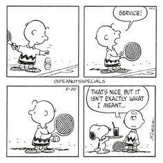 First Appearance: May 20th, 1983 #peanutsspecials #ps #pnts #schulz #snoopy #charliebrown #service #meant www.peanutsspecials.com