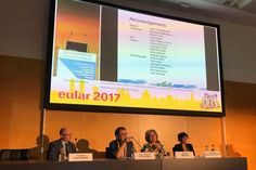 #EULAR2017 (Madrid, 14-17 June) - The latest published evidence on #osteoarthritis treatment has been presented at the symposium organized by Bioiberica and IBSA at the Annual European Congress of #Rheumatology