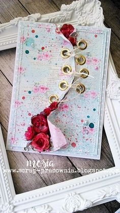 Gość miesiąca - Guest of the month Tiny Miracles, Vintage Cards, Cardmaking, Shabby Chic, Scrap, Inspiration, Design, Cards, Biblical Inspiration