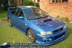 Subaru Impreza WR-X STi Coupe