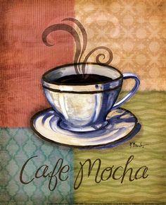 Quattro Coffee IV-mini by Paul Brent - cafe mocha